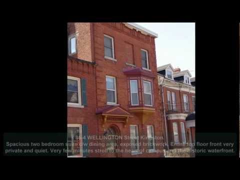 85-4 WELLINGTON Street Kingston 2 BEDROOM suite Now Leasing
