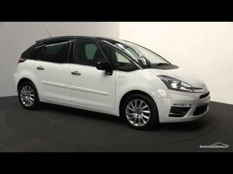 2011 citroen c4 picasso exclusive e hdi egs youtube. Black Bedroom Furniture Sets. Home Design Ideas