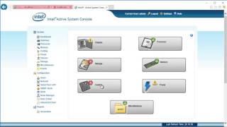 Intel Server Management Software