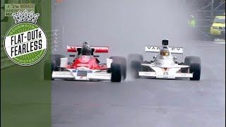 Monaco Historic F1 1973-'76 F1 Full Race Highlights 2018