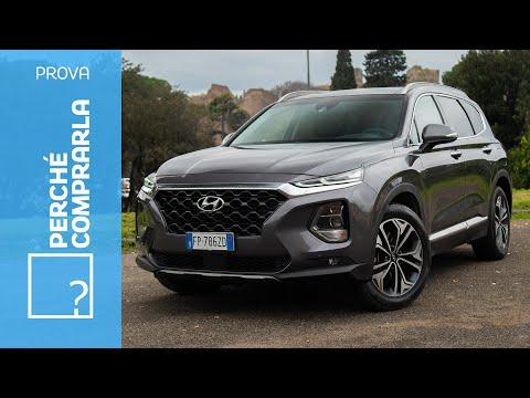 Hyundai Santa Fe,