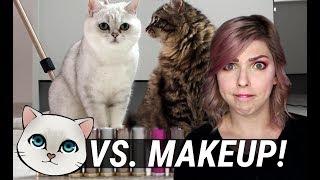 Kočky Vybírají Můj Makeup | Loutorial