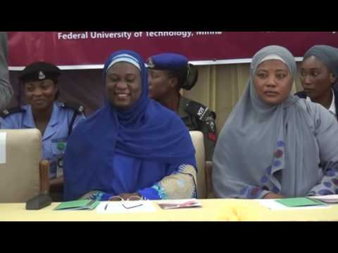 Public Lecture By: Her Excellency Dr. Amina Abubakar Bello MBBS; FWACS - Part 1