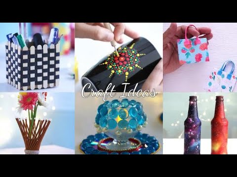 6 Amazing Craft Ideas | DIY arts and crafts | Unbelievably Helpful DIY