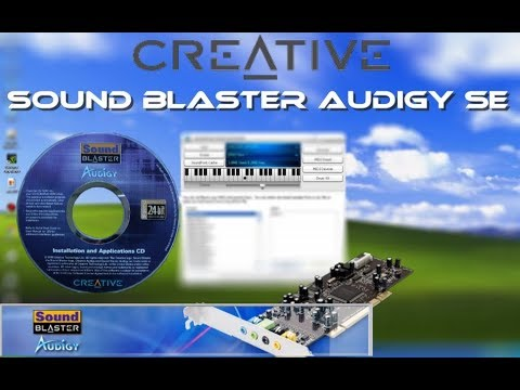 CREATIVE AUDIGY SOUNDFONT BANK MANAGER DRIVER FOR PC