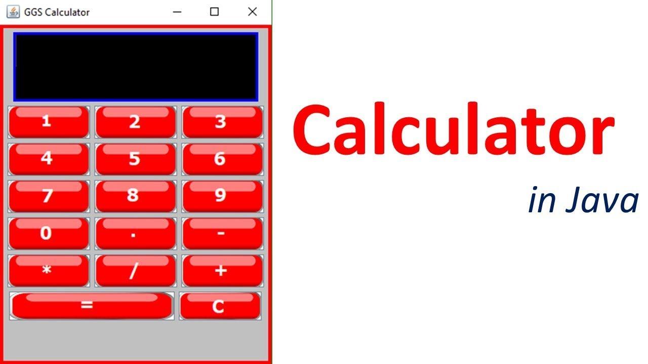 How to Create Calculator in Java Eclipse Full Tutorial