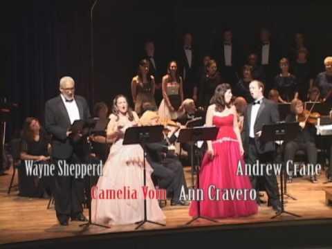 Giuseppe Verdi - Bella figlia dell'amore, Quartet from Rigoletto
