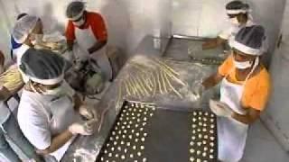 fábrica de biscoito de castanha