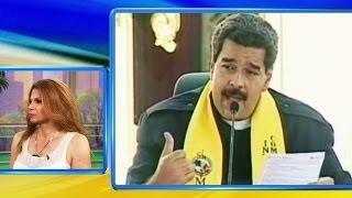 Repeat youtube video Mhoni predice terremotos y derrocamiento de Maduro