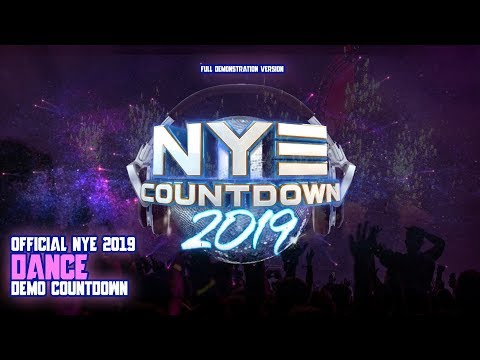 NYE Countdown 2019 | DANCE VIDEO DEMO VERSION (HD)