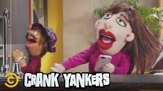 Chelsea Peretti Prank Calls a Hat Store - Crank Yankers NEW