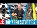 7 Pro Tips For The Ultimate Custom MTB Setup | Mountain Bike Maintenance