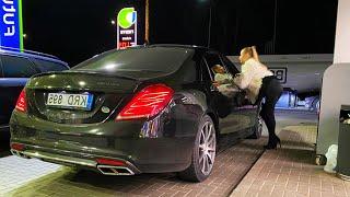 She's a Mercedes Benz Gold Digger Prank -  MUST WATCH!
