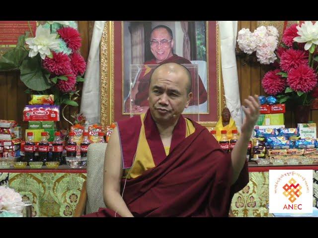 H.H The Dalai Lama's Lifetime Commitment to Nonviolence by Geshe Dorji Damdul la