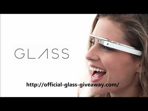 Google Glasses Giveaway [Official]