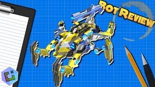 Robocraft - Bot Review: Xerastos