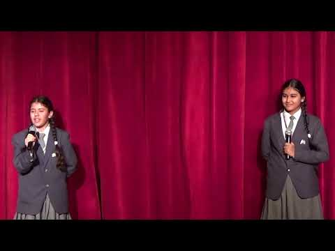 Saint Marks Girls School Live Streaming 'Rang Lehar' Part - 1