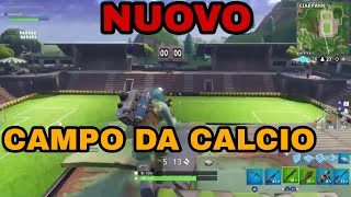 Let's explore the new CAMPO FROM CALCIO in fortnite royal battle