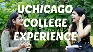 College Experience - University of Chicago -1