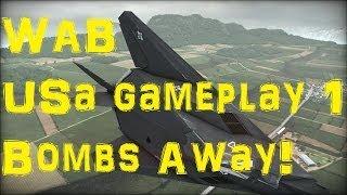 USA Gameplay 1 - Bombs Away