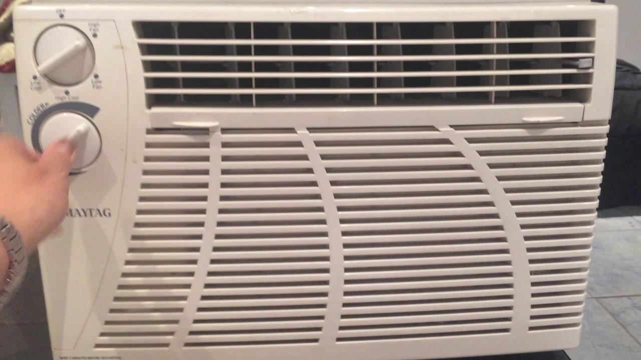 maytag air conditioner m3x05f2a - Maytag Air Conditioner