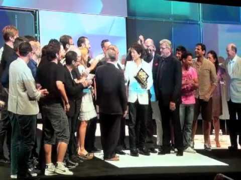 Cannes premia Holding, Network e Agência do Ano 2012