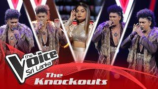 Pasan Udara | Malhari | The Knockouts | The Voice Sri Lanka Thumbnail
