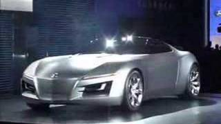 Acura Advanced Sports Car Concept Videos