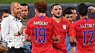 There was nothing from the USMNT's draw vs. Uruguay to get excited about - Ale Moreno | ESPN FC