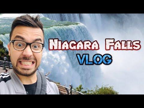 Exploring Niagara Falls, Canada