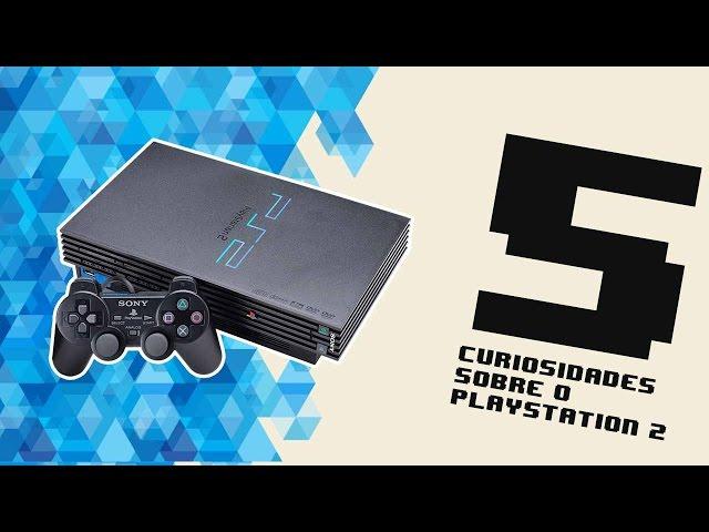 5 curiosidades que você provavelmente não conhecia sobre o PlayStation 2    Critical Hits 275ebd6351