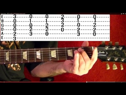 Something by THE BEATLES - Guitar Lesson - George Harrison - Paul ...