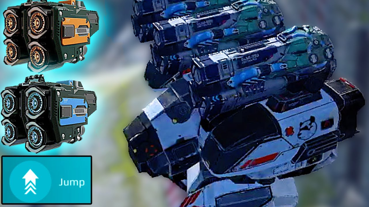 Download Any Robot Can Now Jump Or Dash - With NEW Jump & Dash Modules | Jumping Furys | Test Server 6.1