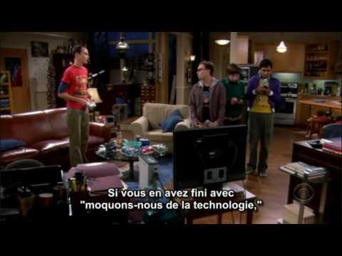 The Big Bang Theory - Call Leonard Hoffstadder (HD)