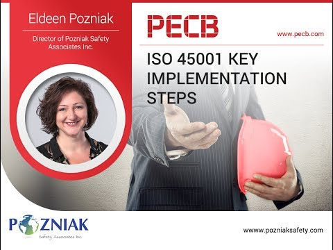 ISO 45001 Key Implementation Steps