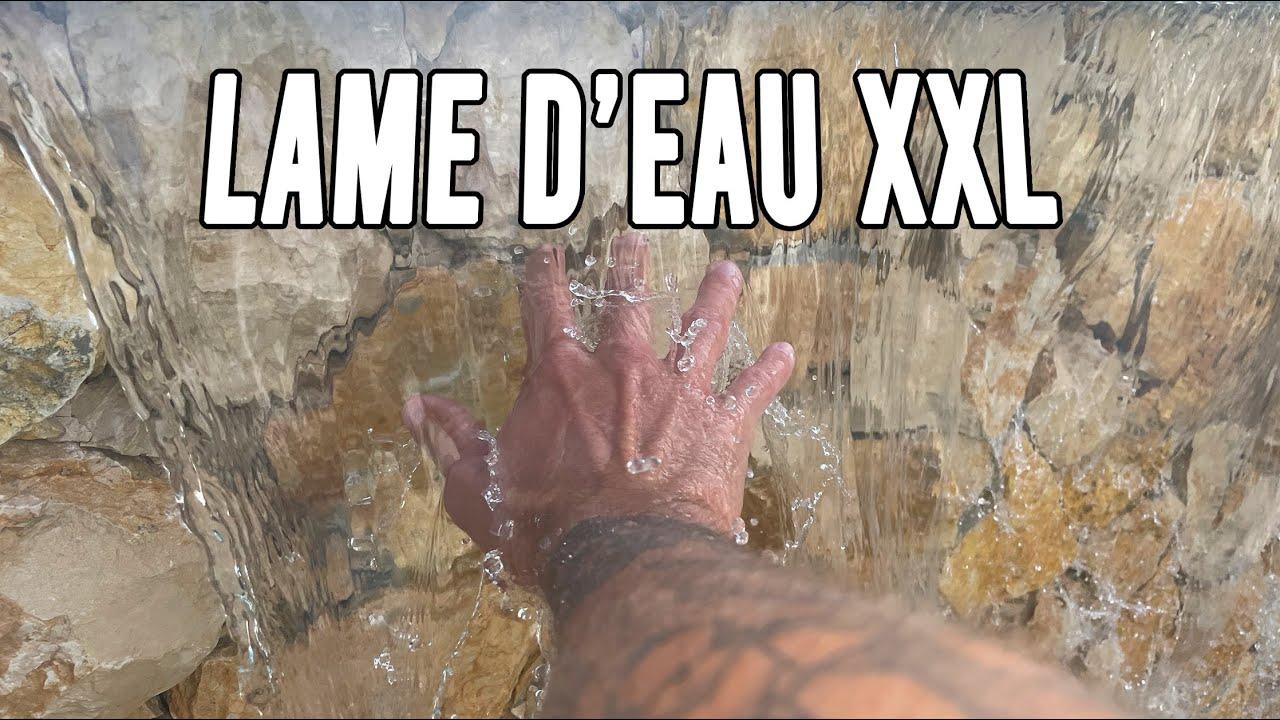 """Download Un MUR D'EAU de 2,50 m dans le JARDIN ! On l'a fait ! Ep 13 """"VILLA OLEA"""""""