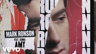 Mark Ronson - Amy (Official Audio) ft. Kenna