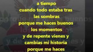 te Amo - Noelia con letras 2011