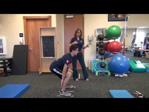 U18 Sports Medicine: Injury prevention strategies using plyometric techniques