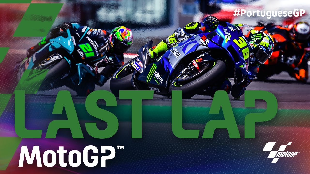 MotoGP™ Last Lap |2021 #PortugueseGP
