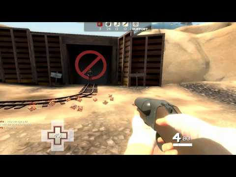 TF2 - MVM Scout Fanning [Scout Gameplay] Part 1