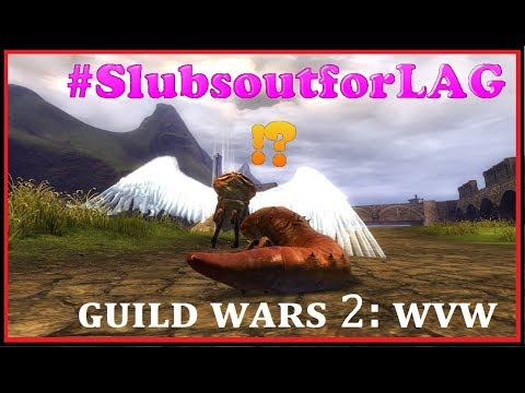 Guild Wars 2: LAG, WvW and Slublings #2
