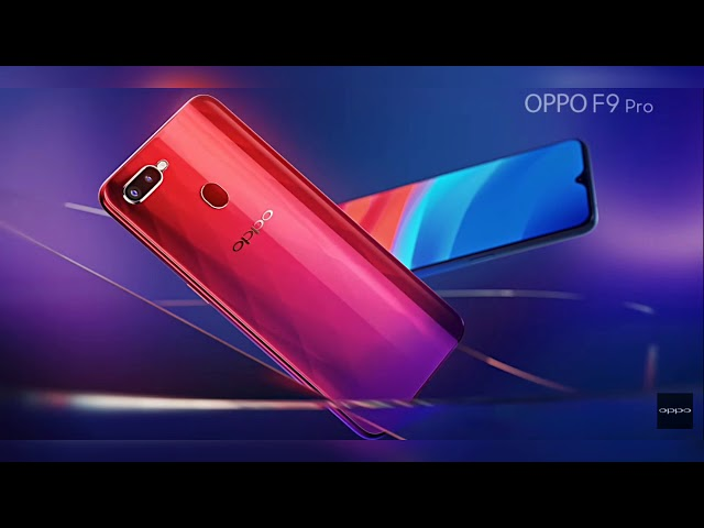 Oppo f9 pro official ad song