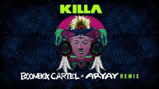 Wiwek &amp Skrillex - Killa (feat. Elliphant) [Boombox Cartel &amp Aryay Remix]