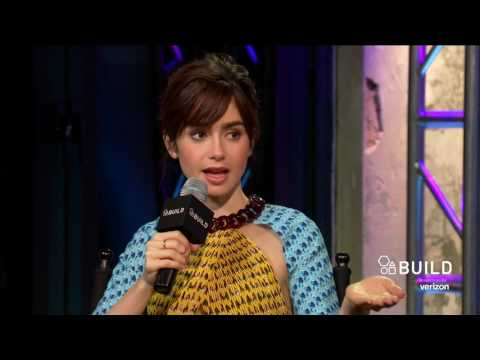 """Lily Collins On The Movie """"Rules Don't Apply"""" 