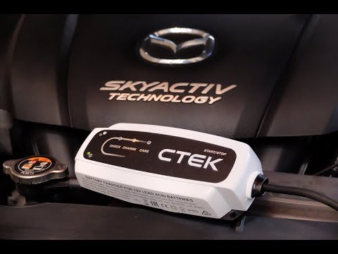 What Is CTEK CT5 Start/Stop And How Do You Use It?