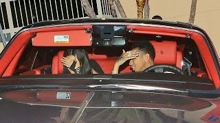 Tyga Gets Into Fender Bender As He And Kylie Roll Up For Performance At 1Oak [CENSORED]