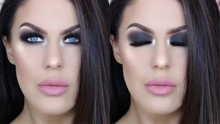 SMOKEY EYES FOR BEGINNERS | HOW TO BLEND PERFECTLY EVERY TIME!!!