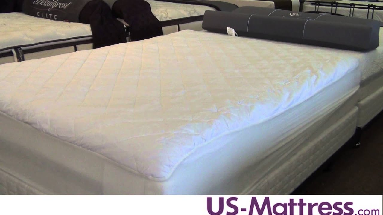 Sealy Posturepedic Sure Elegance Mattress Pad by Pacific Coast