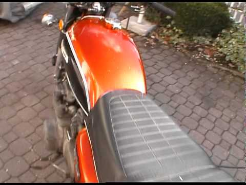How to test your voltage regulator on a honda cb 500 four - YouTube